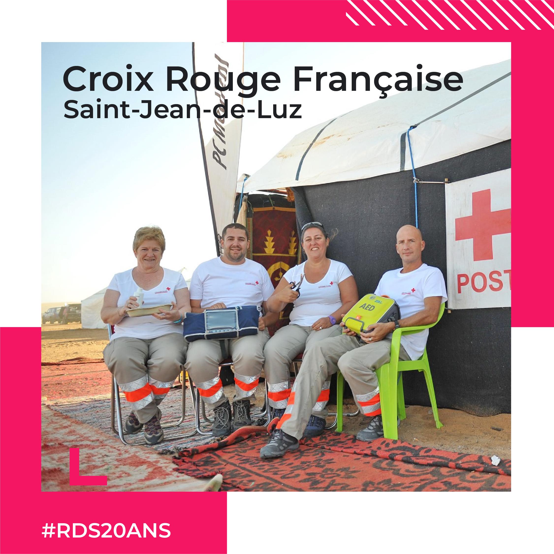 Croix-Rouge Française - Antenne du Pays-Basque