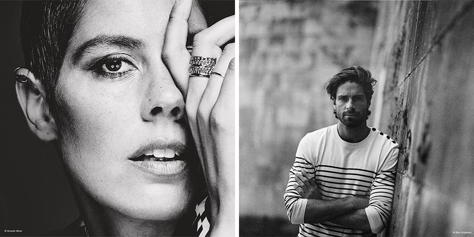 Le duo marraine / parrain de l'édition 2021 | Trophée Roses des Sables