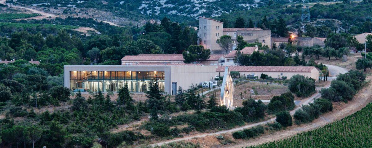 Château de Lastours, village départ du Trophée Roses des Sables 2021